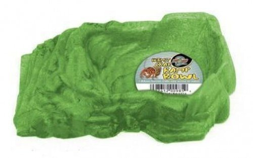 Zoo Med Hermit Crab Ramp Bowl Small Color Assorted