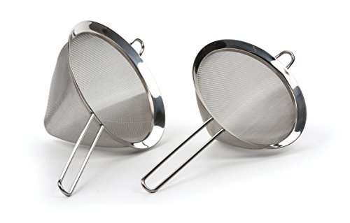 Rsvp Endurance Stainless Steel 7 Inch Conical Strainer
