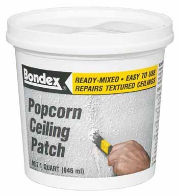 Bondex Ceiling Patch Popcorn 1 Qt