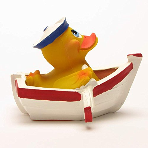 Rubber Duck Rowing Boat