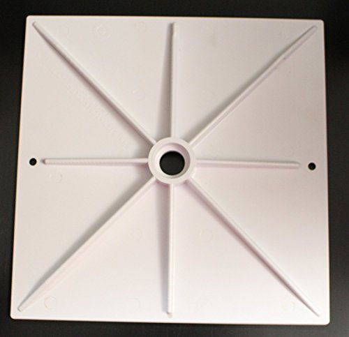 10 Inch Square Skimmer Deck Cover X10 Lid Replacement For