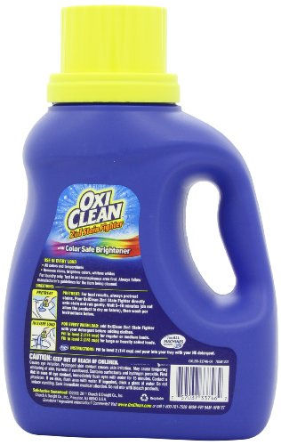 Oxiclean Baby Stain Fighter Soaker 3 Pound Pack Of 2