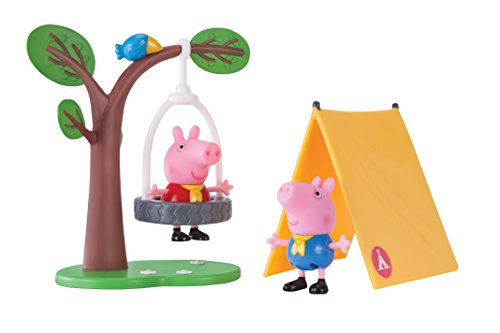 Peppa Pig And George Drawing Toy Figure